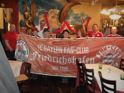 Fanclub auf Hertha-Tour mit Gastro-Tipp