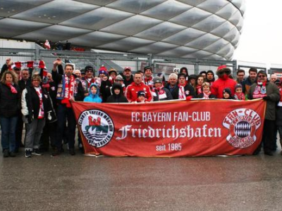 Fanclub des FC Bayern spendet fleißig