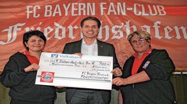 Spenden-Event BFC-Friedrichshafen